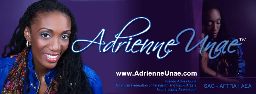 Graphic Design: Adrienne Unae Facebook Cover Image