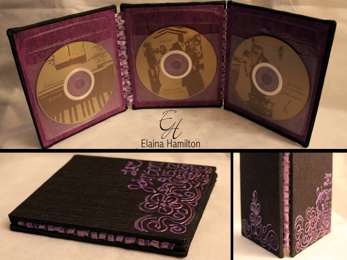 Handcrafted: Wedding Disc Cover