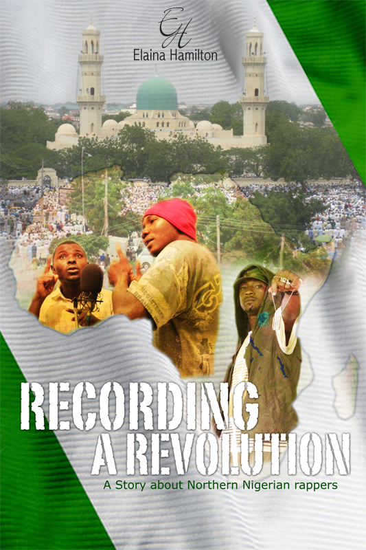 Graphics: Recording a Revolution Film Poster